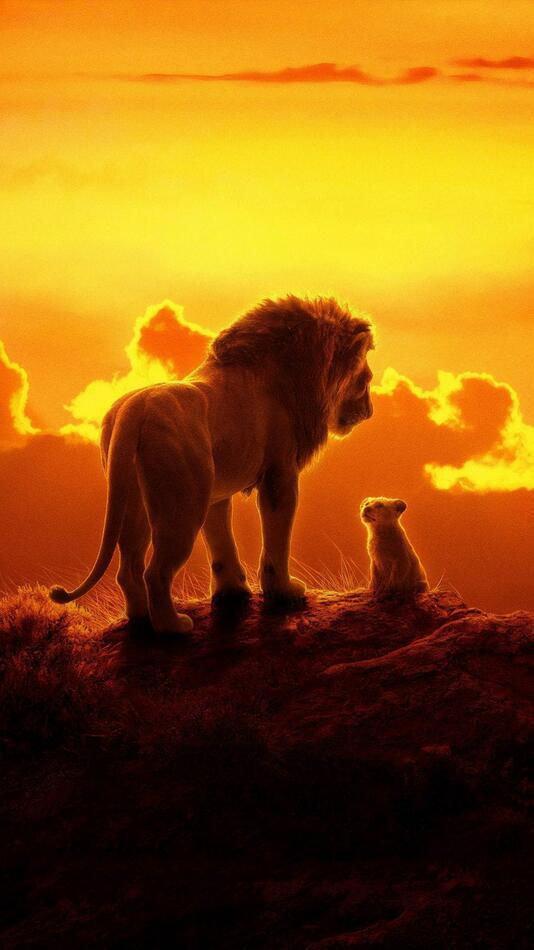 """Знакомые с детства герои в новой версии любимой истории """"Король Лев"""""""