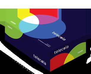 ТВ приставка Telecola Q-BOX Ultra