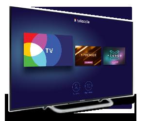 Подписка Telecola.tv на 1 год + 6 месяцев в подарок (от 8,3 €/мес)